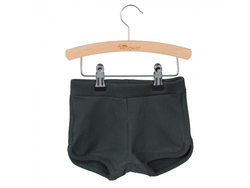 LITTLE HEDONIST - SHORTS GIGI PIRATE BLACK Svart - Little Hedonist