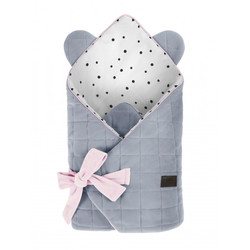 ROYAL BABY SOVEPOSE / LEKEMATTE 2I1- GREY/PINK
