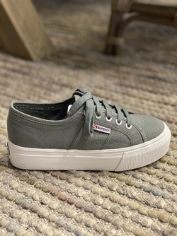 LINEA SUPERGA  2790 Grey sage   - Superga