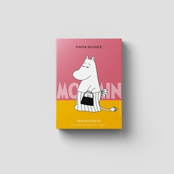 Moomin Mama Quince Pyramid Blank - Teministeriet