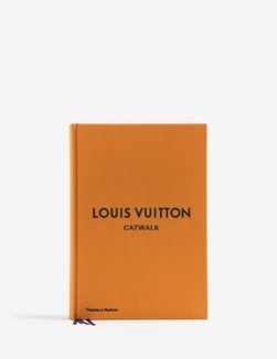 Louis Vuitton Table book,  Oransjegul - New mags