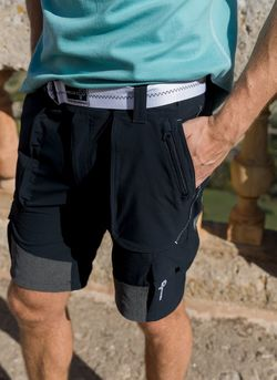 Pelle P 1200 Shorts herre Dark navy blue - Pelle P