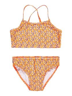 Zummers Bikini fra nameit Shoking Orange - Name It