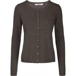 one color New Laura Cardigan MI1358 172 | Minus | Cardigans