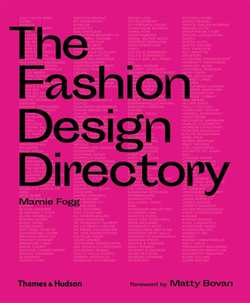 The Fashion Design Directory - New mags Rosa - New mags