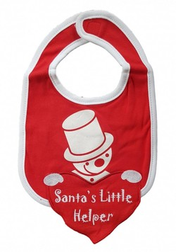 Smekke- Santa`s little helper Rød - Soft Touch