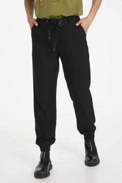 Kablaze pants suiting  Svart - Kaffe Clothing