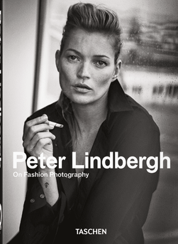 Tablebook - Peter Lindbergh A Different 40 Series svart/hvit - New mags
