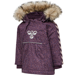 HUMMEL JESSIE JACKET  Blackberry wine  - Hummel