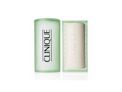 Clinique Facial Soap Extra Mild With Dish transparent - Clinique