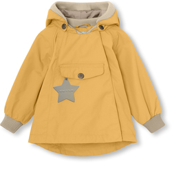 Mini A Ture - Wai Jacket Waxed Honey - Mini A Ture