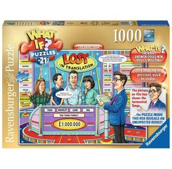 Ravensburger puslespel 1000b The Game Show 1000 bitar - Ravensburger