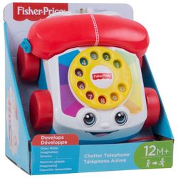 FISHER PRICE CHATTER TELEFON Multicolor - Maki