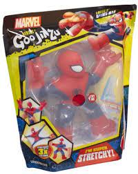 Marvel Heroes of Goo Jit Zu Spider-Man - Leiker