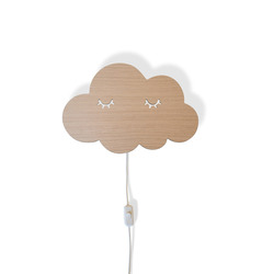 MASELIVING LAMPE SLEEPY CLOUD EIK - Maseliving