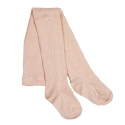 MEMINI HEART TIGHTS  DUSTY PEACH - Memini