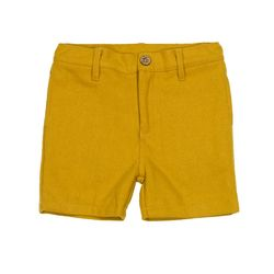 MEMINI HENRY SHORTS HONEY GOLD - Memini