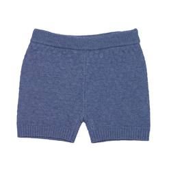 MEMINI JIM KNITSHORTS MOONLIGHT BLUE - Memini