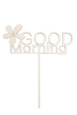 Kaketopp Natur - Cut it now