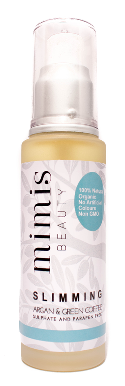 MIMIS Cellulitt green coffee Natur - MIMIS