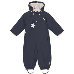 Vinterdress Wisti fra Mini A Ture Sky Captain Blue - Mini A Ture