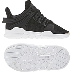Adidas eqt support sort joggesko Svart - Adidas Originals