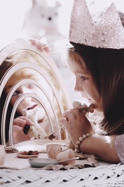 Speil - Figur Cut it now REGNBUE - Cut it now