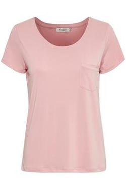 Culumbine Tee. Pink Icing. - Soaked in Luxury