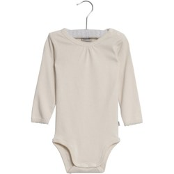 Wheat Body Frills LS Offwhite - Wheat