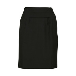 Jillian skirt  Svart - Kaffe
