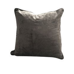 Cushion cover Grey - Mille Moi