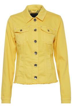 9d635b43 PULZ - Suvi jacket Gul - Pulz