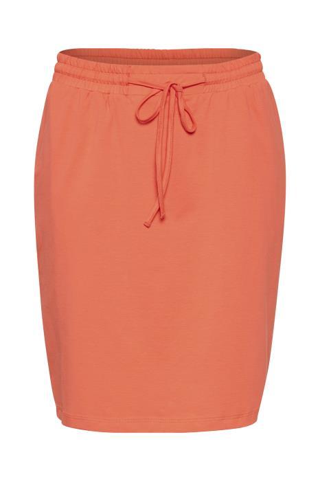 8732257f4e28 Linda skirt, living coral