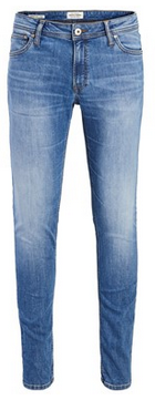 Jack & Jones Junior  Liam Jeans Jeansblå - Jack&Jones