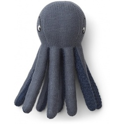 Liewood Ole knit mini octopus  Blue wave - Liewood