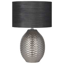 Alex bordlampe Nickel inkl. skjerm  Nikkel - Trend Collection