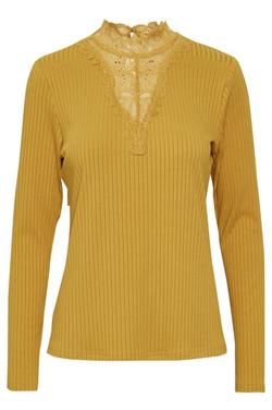 Marta LS turtleneck Chai tea - Kaffe