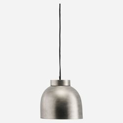 Taklampe bowl gunmetal - House Doctor